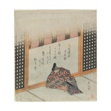 Hannya Sutra Giclee Print by Yashima Gakutei