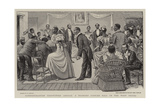 Jubilee Ball in the West Indies Giclee-trykk av William Ralston