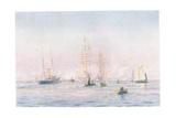 Portsmouth Harbour 1912, 1915 Giclee Print by William Lionel Wyllie