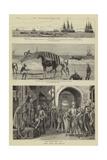 The War in Egypt Giclee Print by William Lionel Wyllie