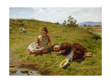 Spring, 1864 Giclee Print by William McTaggart