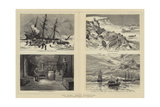 The Eira Arctic Expedition Giclee Print by William Lionel Wyllie