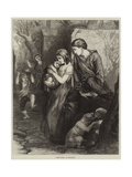 First Love Giclee Print by William Mulready
