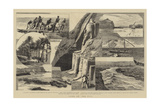 Cairo and the Nile Giclee Print by William Lionel Wyllie