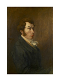 Self-Portrait, C.1824 Giclee Print by William Turner