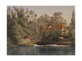Iffley Mill Giclee Print by William Turner