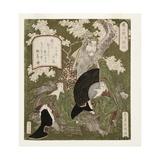 Number One: Liu Bei, 1823-25 Giclee Print by Yashima Gakutei