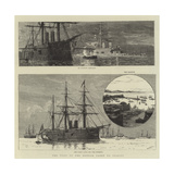 The Visit of the British Fleet to Trieste Giclee Print by William Lionel Wyllie