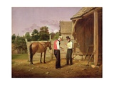 Bargaining for a Horse, 1835 Giclee Print by William Sidney Mount