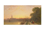 Venice Giclee Print by William Wyld