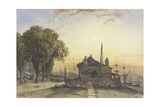 Nantes Giclee Print by William Wyld