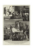 A Subaltern's Experiences During the Recent Russian War Scare in India Giclee Print