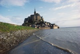 Benedictine Abbey of Mont Saint-Michel (Unesco World Heritage List Photographic Print