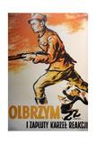 Poster, Poland Giclee Print by Wlodzimierz Zakrzewski