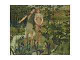 The Happy Valley Giclee Print by William Stott