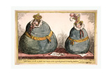 Ah! Sure Such a Pair Was Never Seen So Justly Form'D to Meet by Nature Old Sherry Giclee Print