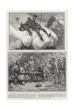 True Tales of a Famous Fighting Race Giclee Print by William T. Maud
