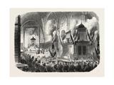 Celebration at Toulon Giclee Print