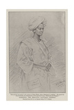 Mahmoud, the Khalifa's Captured General Giclee Print by William T. Maud