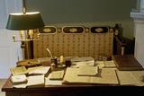 Alexander Pushkin's (1799-1837) Desk on His Mother's Rural Estate of Mikhailovskoe Giclee Print
