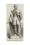 Bronze Statue of the Late General Sir C J Napier Giclee Print