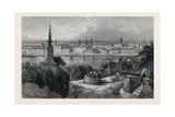 Budapest Giclee Print