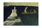 Boat Giclee Print