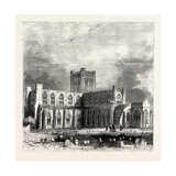 Chester Cathedral Giclee Print