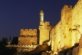Citadel and Tower of David (Founded in 2nd Century BC) Photographic Print