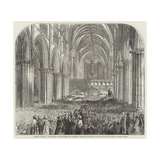 Exeter Cathedral Giclee Print