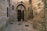 Entrance to the Church of St Mark Photographic Print