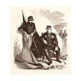 General Bosquet. Pierre Francois Joseph Bosquet Giclee Print
