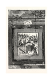 Fresco from the House of Siricus at Pompeii Giclee Print
