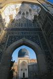 Gur-E Amir Mausoleum Photographic Print