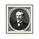 General C.G. Gordon Giclee Print