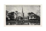 Holy Trinity Church Giclee Print