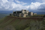 Krak Des Chevaliers (Unesco World Heritage List Photographic Print