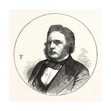 John Bright Giclee Print