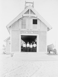 Kill Devil Hills Lifesaving Station Photographic Print
