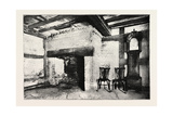 Kitchen of the House in Which Shakespeare Was Born Giclee Print