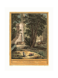 Laurent Cars after Jean Baptiste Oudry (French Giclee Print