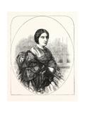 Madame Miolan-Carvalho Giclee Print