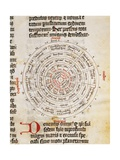 Liber Particularis Astrologiae Giclee Print