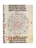 Liber Particularis Astrologiae Giclee Print