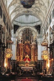 Main Nave and Altar of St Peter's Abbey Church (Stift Sankt Peter) in Rococo Style Photographic Print