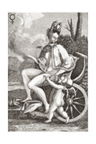 Marie Angélique De Scorailles Giclee Print