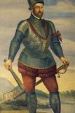Portrait of Ferdinand II of Habsburg (Graz Photographic Print