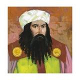 Portrait of Averroes (Abu L-Walid Muhammad Ibn Ahmad Rushd) (Cordoba Giclee Print