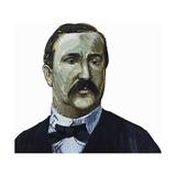 Portrait of Aleksandr Porfiryevich Borodin (St Petersburg Giclee Print