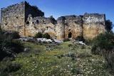 Saladin Castle or Citadel of Salah Ed-Din (Unesco World Heritage List Photographic Print